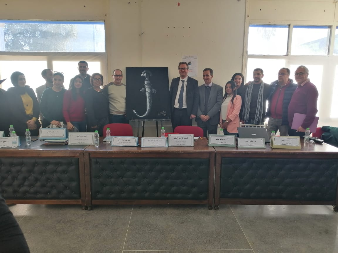 استقبال متميز للأساتذة أطر الأكاديمية بمركز مهن التربية والتكوين بالجديدة
