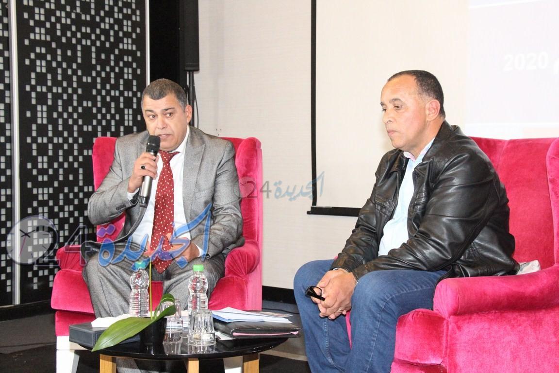 الجمعية الإقليمية للشؤون الثقافية بالجديدة تكشف في ندوة صحفية عن برنامجها لسنة 2020