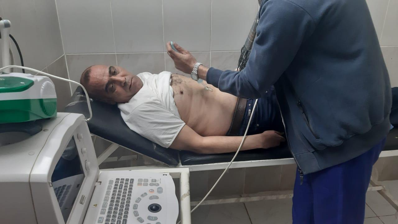 الشفاء العاجل لأخينا الناشط الجمعوي والإعلامي رشيد الراضي بعد إصابته بوعكة صحية