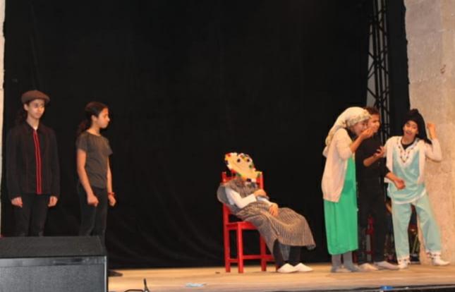 مؤسسة الزيتونة بالجديدة تفوز بالمسابقة الإقليمية لجائزة محمد الجم الوطنية للمسرح المدرسي