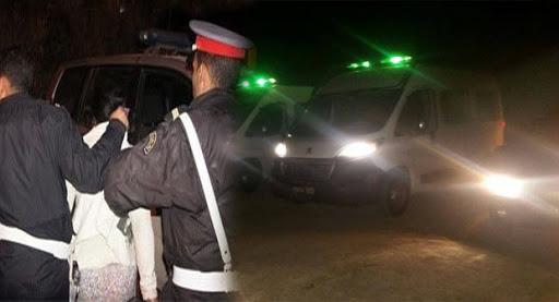 درك سيدي بوزيد يوقف بتراب إقليم الجديدة 3 مواطنين خرقوا قانون حظر التجوال