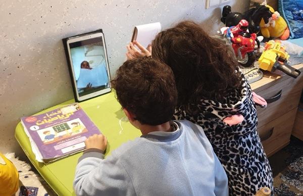 الجديدة.. التلاميذ يتابعون مؤقتا واستثناء الدراسة من بيوتهم عبر الوسائط الإلكترونية والافتراضية