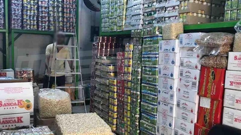 في وقت حالة الطوارئ الصحية.. درك سيدي بوزيد يصادر بإقليم الجديدة مواد غذائية فاسدة