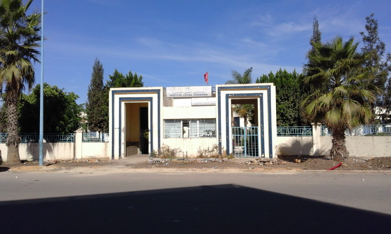 المستشفى المحلي بالزمامرة يفتقر إلى اللوازم الأساسية للحماية من جائحة كورونا