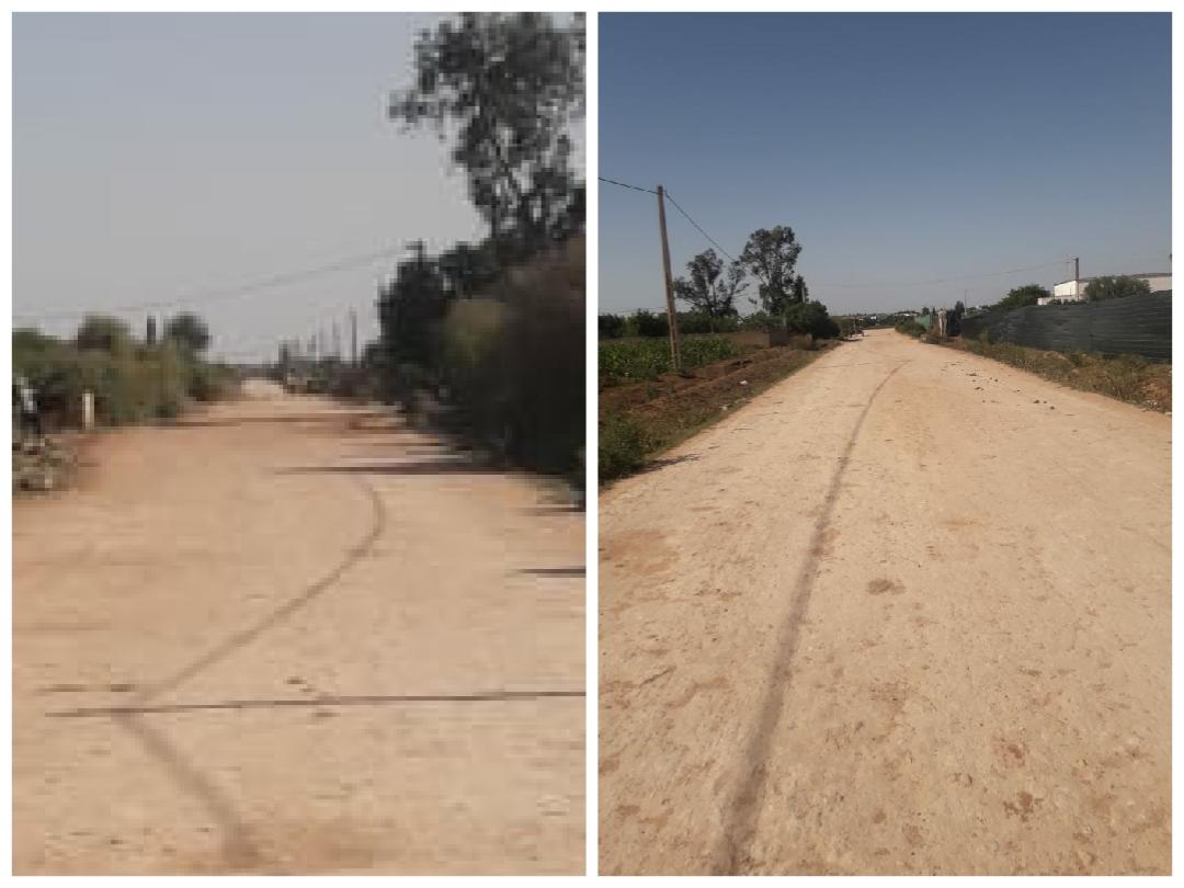 جماعة متوح بإقليم الجديدة : انجاز 19 كيلومترا من المسالك القروية بدعم من مجلس الجهة