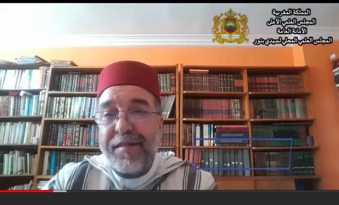 ''أريد أن يذكرني ربي''.. للاستاذ أحمد العمراني