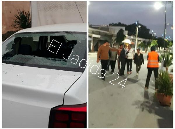 إلقاء القبض على ''مقرقب'' كسر مجموعة من السيارات بوسط أزمور