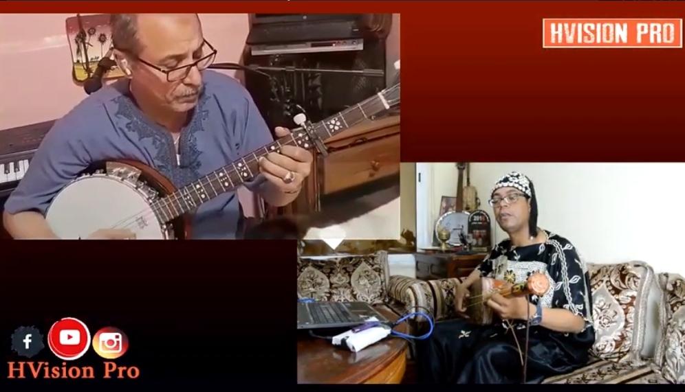 الجديدة : جمال و حمودة يصدران أغنية ''جايحة'' في زمن الحجر الصحي