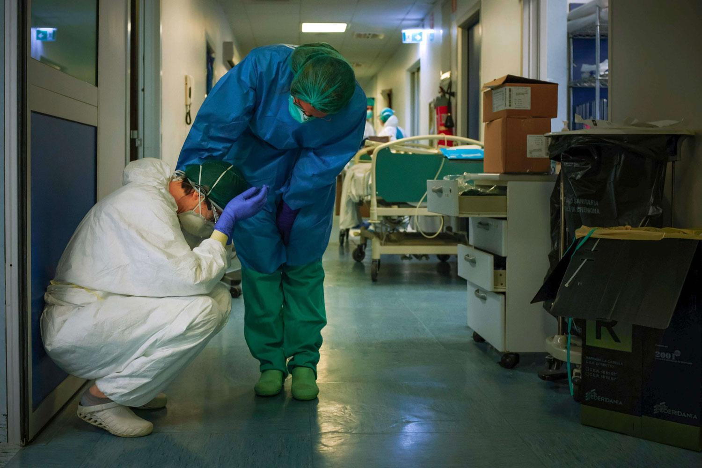 طبيب الوحدة الصناعية الكبرى بالجديدة المصاب بكورونا يغادر المستشفى لاستكمال علاجه في بيته