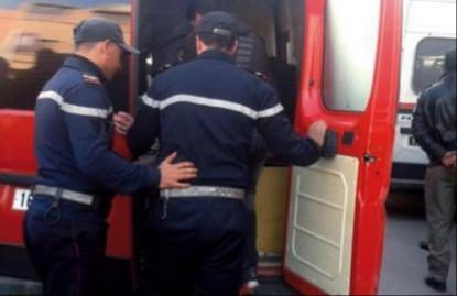 الجديدة : مطالب بفتح تحقيق في تسبب سائق دراجة نارية في حادثة سير مروعة من بين ضحاياها فتاتين قاصرتين