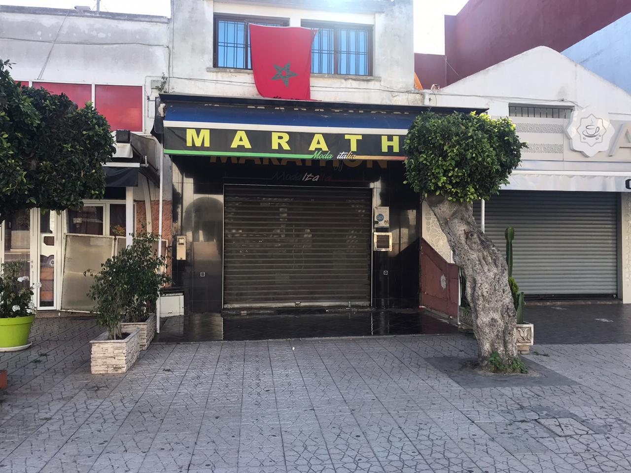 صاحب محل تجاري بساحة الحنصالي يطالب عامل الجديدة برفع الضرر في زمن كورونا