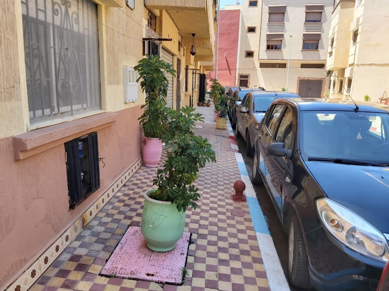 جمعية الجورة لحي فدان الشيخ بالجديدة  تحول الحي إلى لوحة  فنية