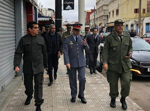 الجديدة 24 وزارة الداخلية تضع إقليم الجديدة ضمن المنطقة رقم 2