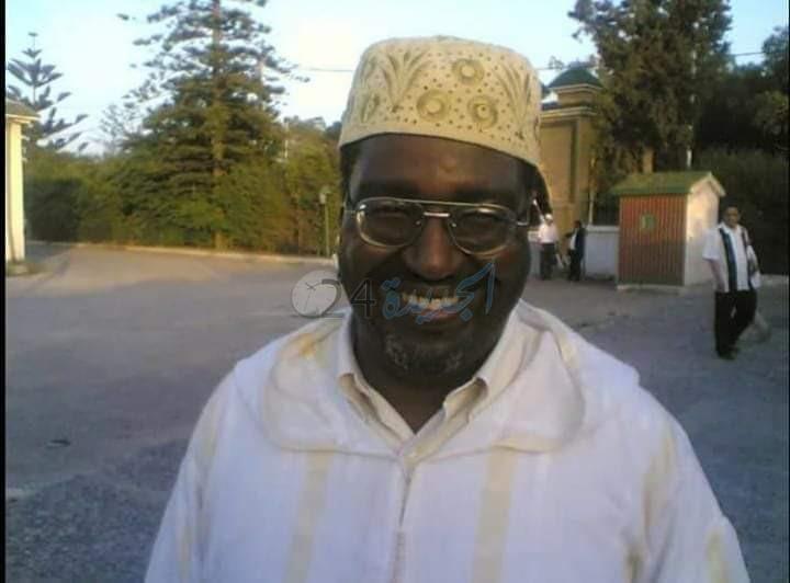 الأستاذ المتقاعد والمناضل السابق بالاتحاد الاشتراكي 'محمد سالم دريدر' في ذمة الله