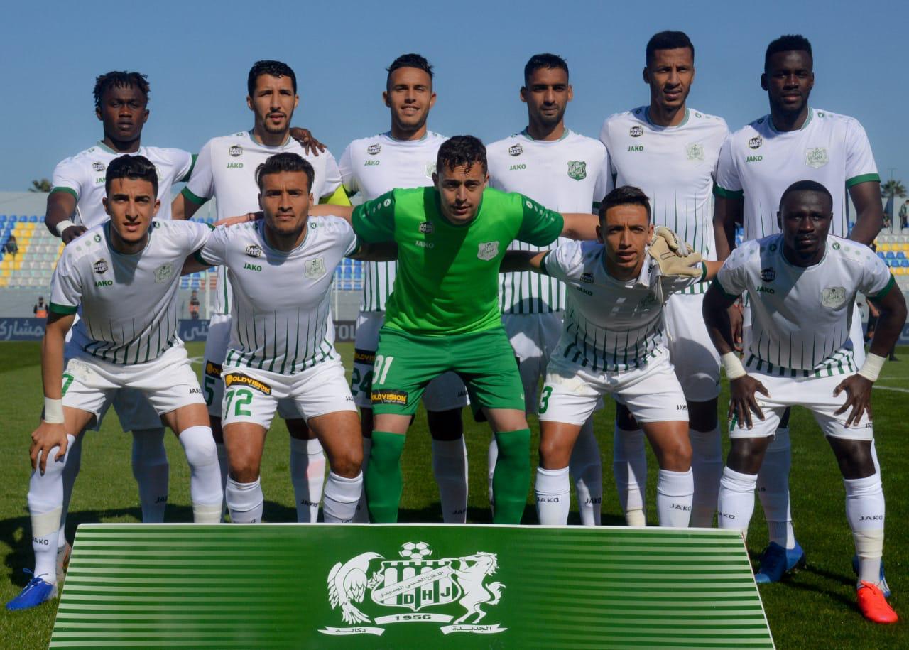 لاعبو الدفاع الحسني الجديدي يخضعون للإختبارات الطبية لفحص فيروس كورونا