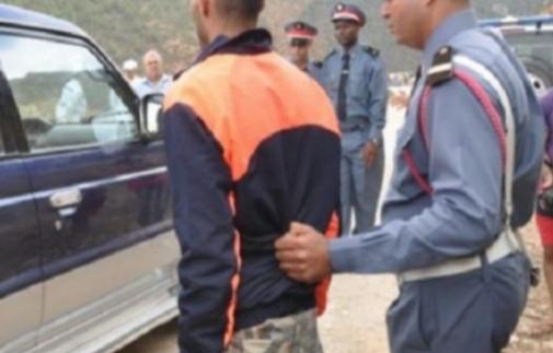 درك سيدي إسماعيل يحجز مخدرات على متن عربتين ذاتي لوحتين معدنيتين مزورتين