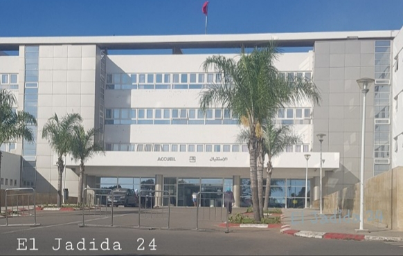 اجتياز امتحان البكالوريا بإدارة المستشفى الإقليمي محمد الخامس بالجديدة