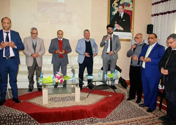 تعزية في وفاة عبد الله خميس، الرئيس الوطني لاتحاد التعليم و التكوين الحر بالمغرب