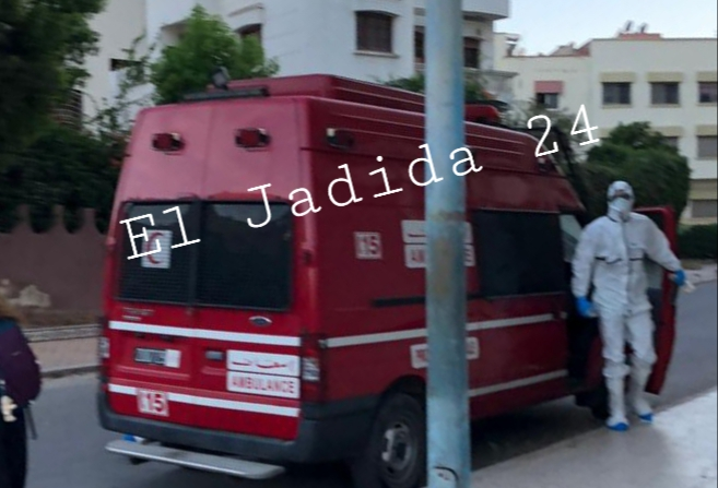تسجيل اصابتين بكورونا في حي السلام بالجديدة ودوار العتامنة بجماعة مولاي عبد الله
