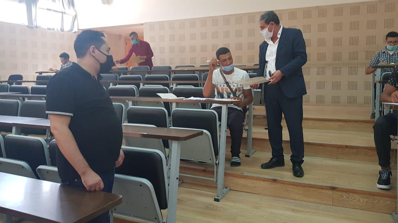 منظمة الطلبة التجمعيين بجامعة شعيب الدكالي بالجديدة تثمن مجهودات الجامعة لضمان سير الامتحانات في ظروف جيدة