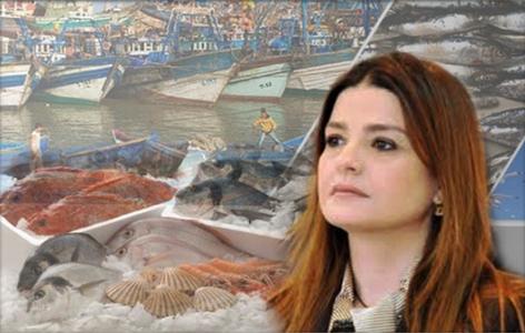 الفيدرالية الاقليمية للصيد البحري بإقليم الجديدة تحتفي بمديرة المكتب الوطني للصيد البحري