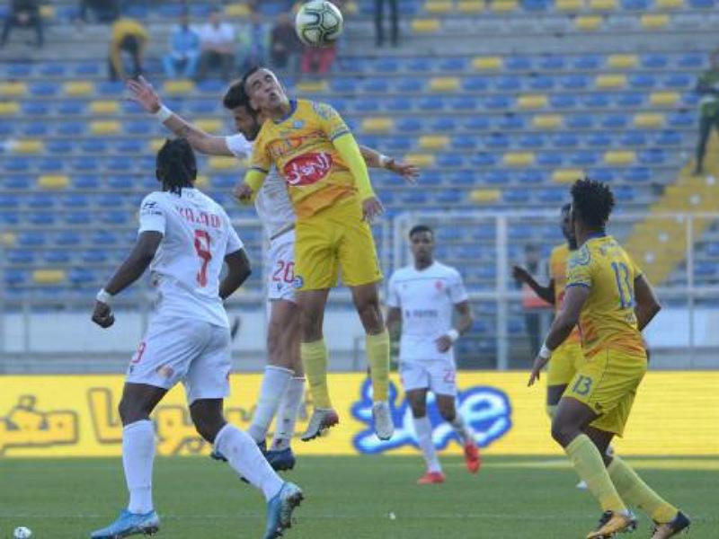 نهضة الزمامرة يستعد للوداد البيضاوي بالزمامرة ومحمد حمدان أكبر الغائبين عن هذه المباراة بسبب الإصابة
