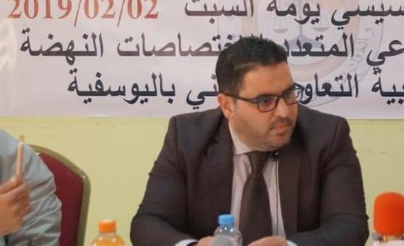الجديدة: المحامي والحقوقي هشام الغازي يصاب بفيروس كورونا وحالته الصحية مستقرة