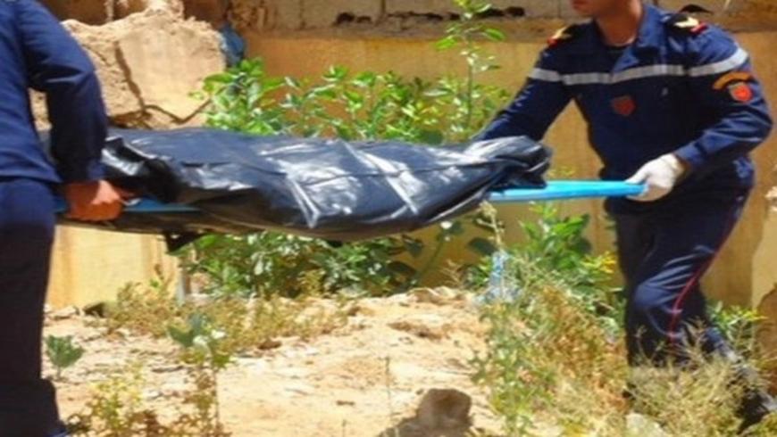 العثور على جثة داخل حفرة كبيرة بتراب جماعة أولاد حمدان