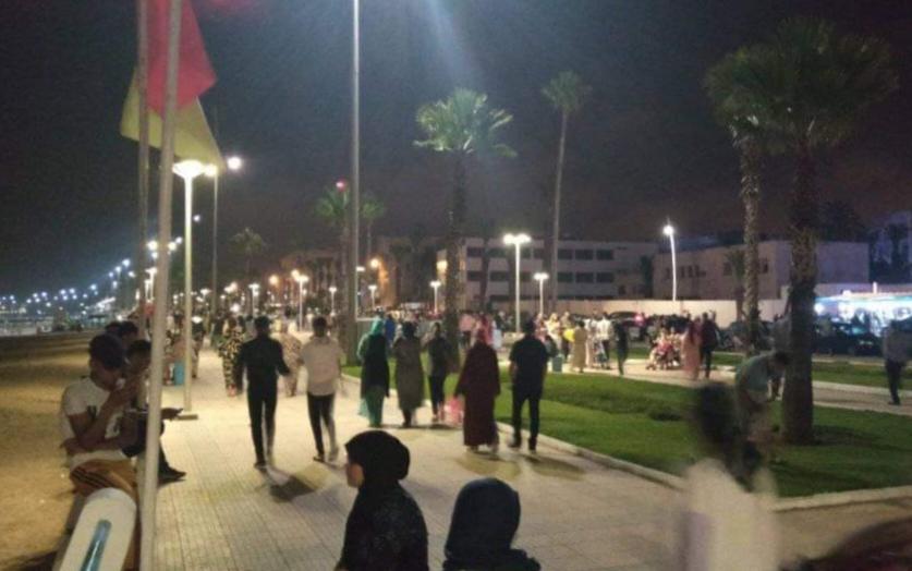 عاجل .. هذه هي الأحياء الجديدة التي سيشمل مرافقها الاغلاق بمدينة الجديدة ابتداء من اليوم السبت