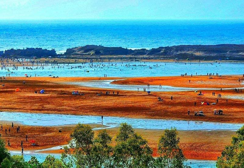 عامل إقليم سيدي بنور يعيد فتح شاطىء الواليدية أمام العموم