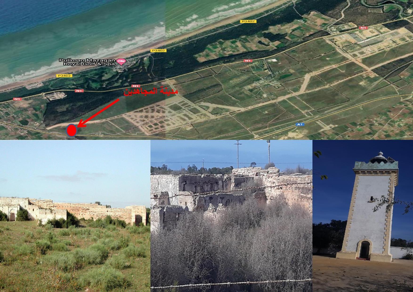 انجاز مشاريع بين مدينتي الجديدة وازمور على حساب البيئة وتهدد جزءا من تاريخ  وذاكرة منطقة دكالة
