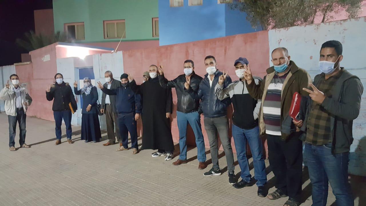 بعد تدخل المديرية.. أساتذة اعدادية علال بن عبد الله بالزمامرة يعلقون إضرابهم