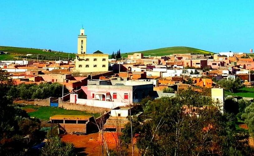 تأهيل المركز وفك العزلة والربط الفردي بالماء وتشجيع التمدرس أهم إنجازات المجلس الجماعي تامدة بإقليم سيدي بنور.