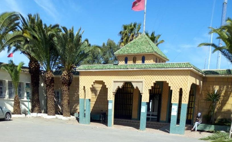 انتقال باشا مدينة الزمامرة إلى دار بوعزة وتعويضه برئيس دائرة الحوز