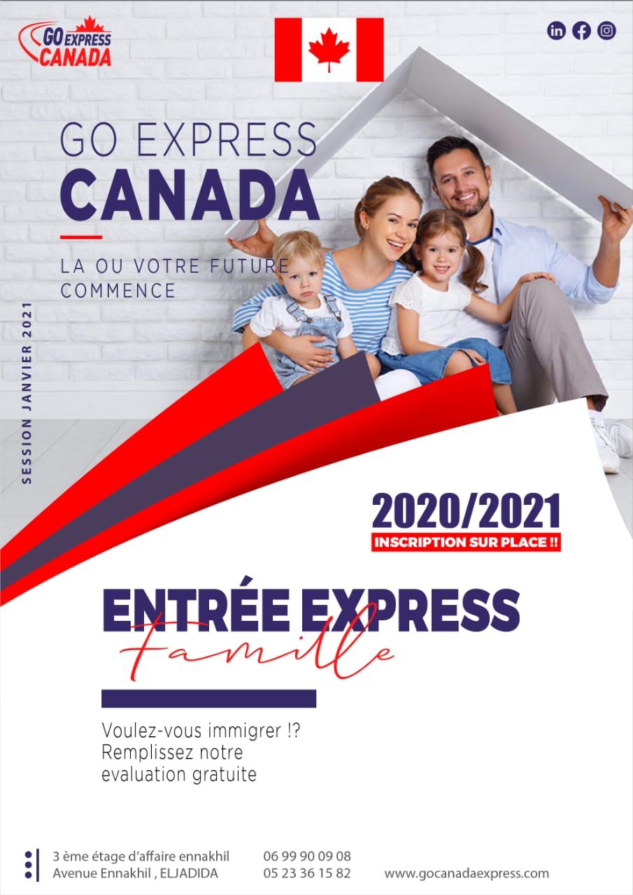 مكتب GO CANADA EXPRESS بالجديدة يعلن عن عروض مغرية للطلبة الراغبين في الهجرة إلى كندا من أجل الدارسة