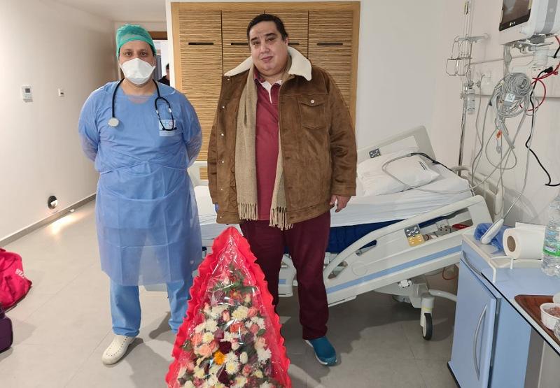بعد محنة كورونا..  رئيس جامعة المصارعة فؤاد مسكوت يصدر بلاغا حول وضعيته الصحية