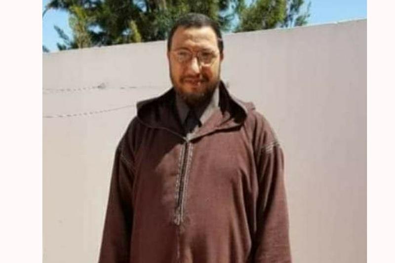 الإمام القارىء بمسجد جوهرة بالجديدة رشيد ايت جيلال في ذمة الله