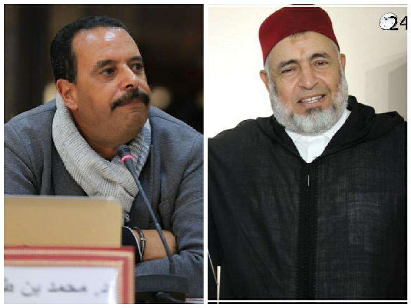 محمد بنطلحة الدكالي ينعي وفاة القاضي نور الدين فايزي