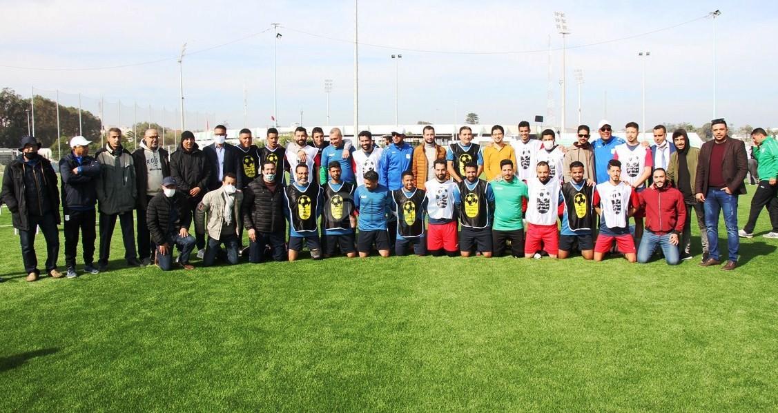 بالصور ...مستشهر جديد يطرق أبواب فريق ريال مولاي عبد الله.