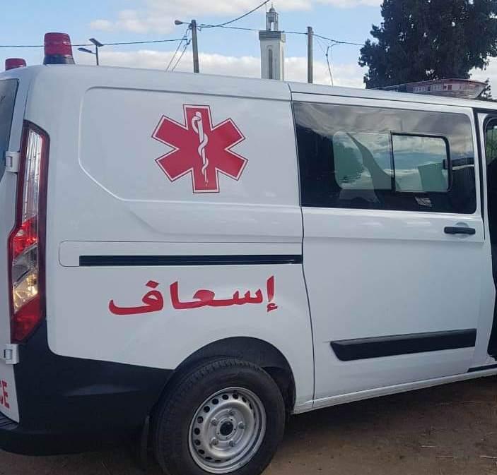 جماعة أولاد حمدان تعزز مواردها  باقتناء سيارة جديدة للإسعاف