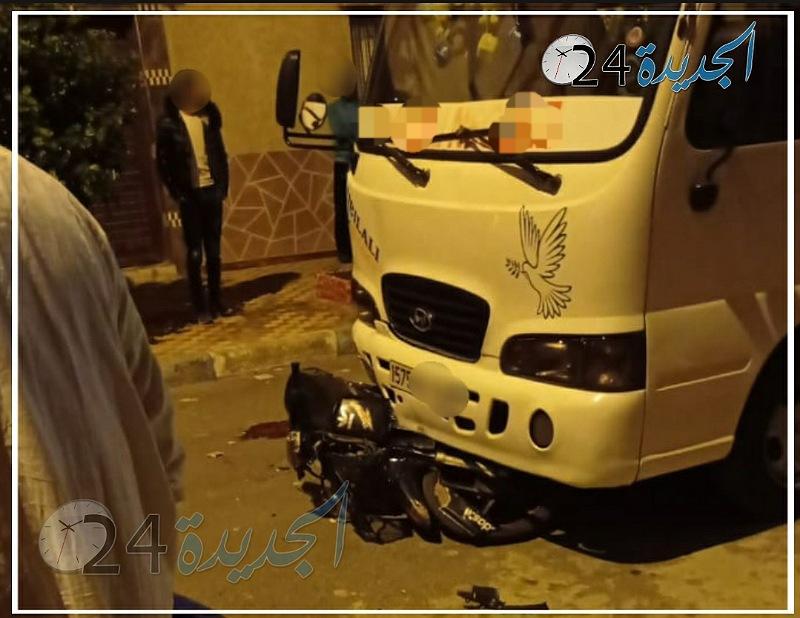 عاجل.. وفاة مستخدم فوسفاطي في حادثة سير مفجعة بوسط الجديدة
