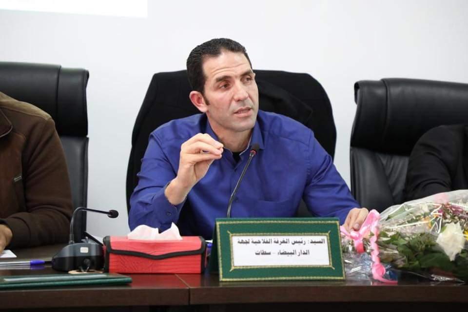 الامين العام لحزب البام يُعيّن عبد الفتاح عمار أمينا إقليميا للحزب بسيدي بنور