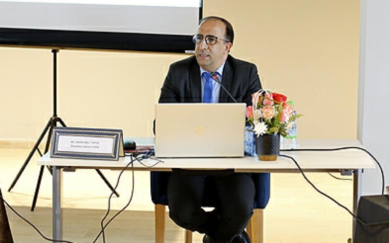 مصطفى زهري مديرا جديدا للوكالة المستقلة لتوزيع الماء و الكهرباء بالجديدة وسيدي بنور