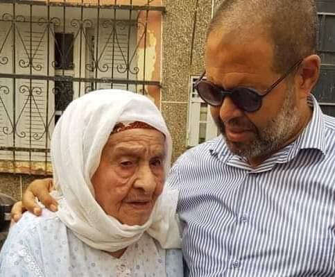 تعزية في وفاة والدة الزميل الصحفي مصطفى الناسي