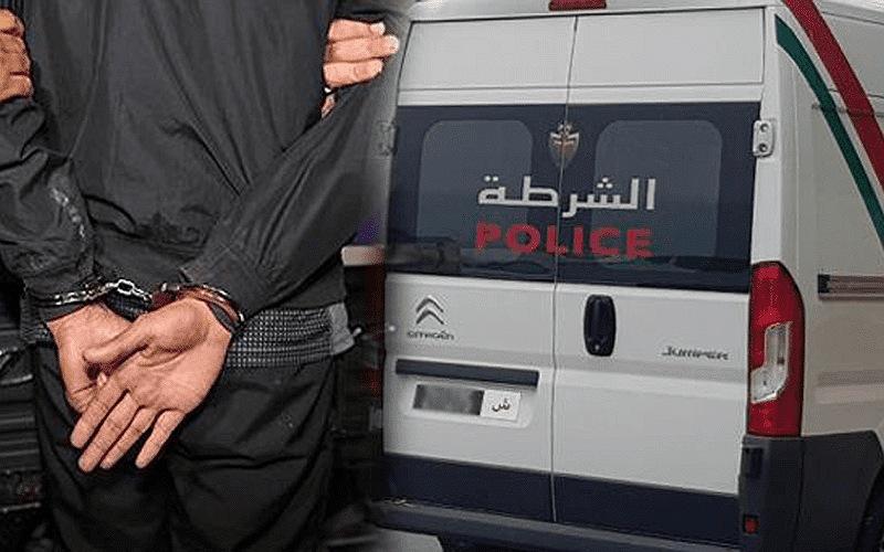 أمن سيدي بنور ينهي نشاط عصابة إجرامية مكونة من خمسة افراد