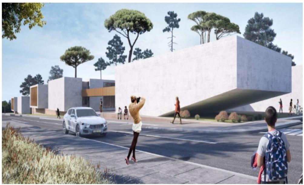 قريبا.. انطلاق أشغال بناء المقر الجديد للمدرسة الوطنية للتجارة والتسيير بالجديدة على مساحة 3 هكتارات