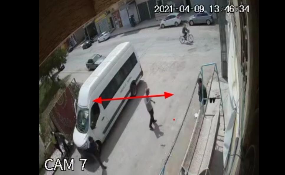 البئرالجديد :  الاعتداء العلني على مساعد صاحب وكالة لكراء السيارات في وسط النهار