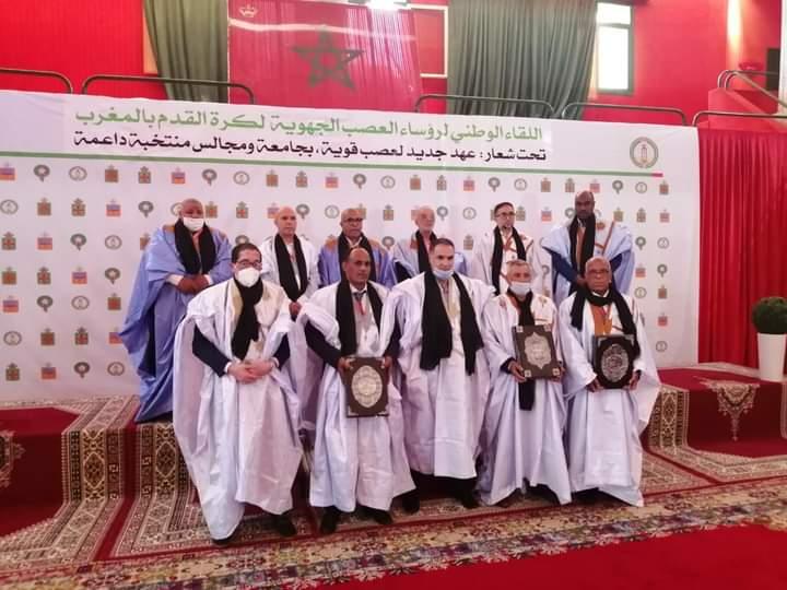 كريم هشام رئيسا للنادي البلدي للكرة الحديدية بمدينة الجديدة