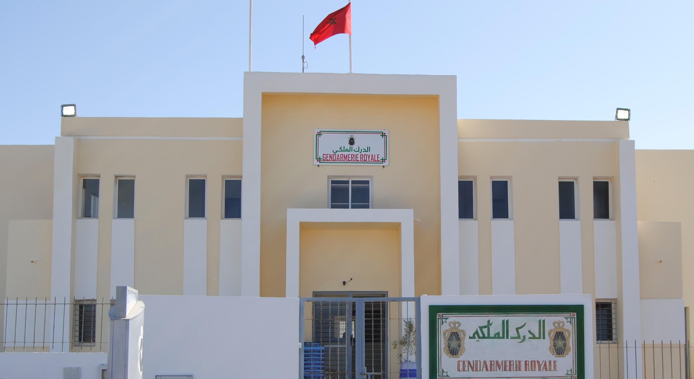 درك الوليدية يوقف أحد مروجي المخدرات بجماعة الغربية