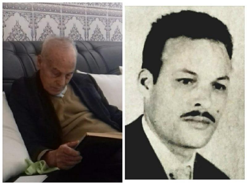 في الذكرى الاولى لوفاة الفقيد العلامة الأستاذ الفقيه هاشمي الحسين